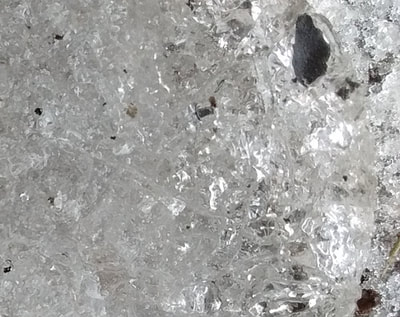 ice crystals, sample 3